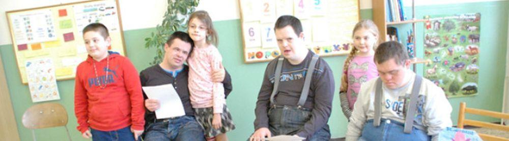 Domov sociálnych služieb pre deti a dospelých v Okoči - Opatovský Sokolec - Klienti