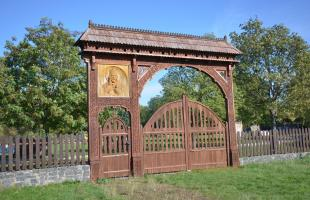 szekler gate