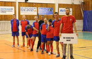 Naši futbalisti-Ostrava